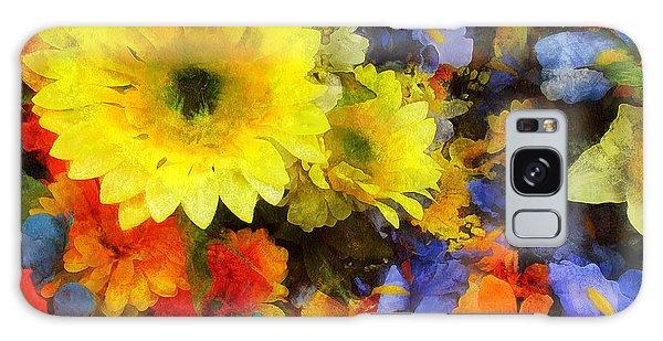 Xtreme Floral Seventeen Into The Depths Galaxy Case