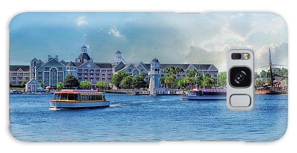 Yacht And Beach Club Walt Disney World Galaxy Case