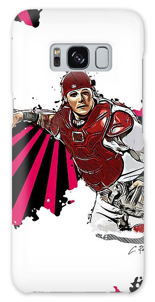 Yadier Molina Galaxy Case