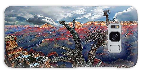Yaki Point Grand Canyon Galaxy Case