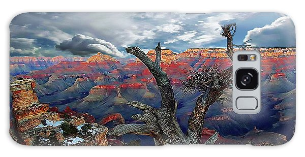 Yaki Point Grand Canyon Galaxy Case