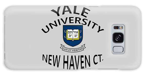 Yale University New Haven Connecticut  Galaxy Case