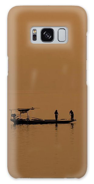 Yangtze Fishermen Galaxy Case