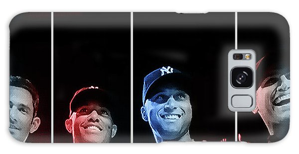 Yankee Core Four By Gbs Galaxy S8 Case