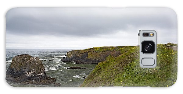 Yaquina Head Galaxy Case