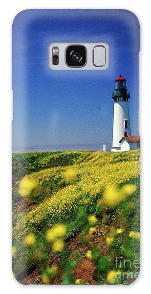 Yaquina Head Lighthouse- V2 Galaxy Case