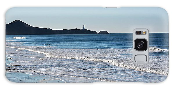 Yaquina Lighthouse And The Pacific Galaxy Case