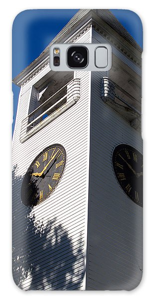 Yarmouth Baptist Clock Tower Galaxy Case