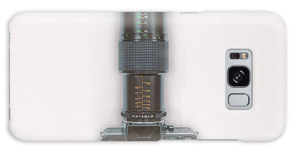 Indoors Galaxy Case - Yashica Fx-3 With 90mm Lens by Scott Norris