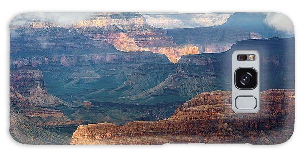 Galaxy Case featuring the photograph Yavapai Point by Beverly Parks