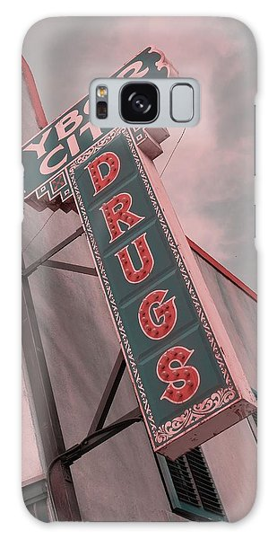 Ben Affleck Galaxy S8 Case - Ybor City Drug by Robert Youmans