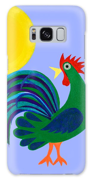 Year Of The Rooster Galaxy Case