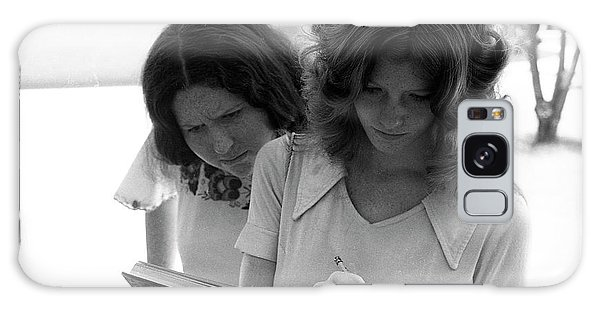Yearbook Signing, 1972, Part 1 Galaxy Case