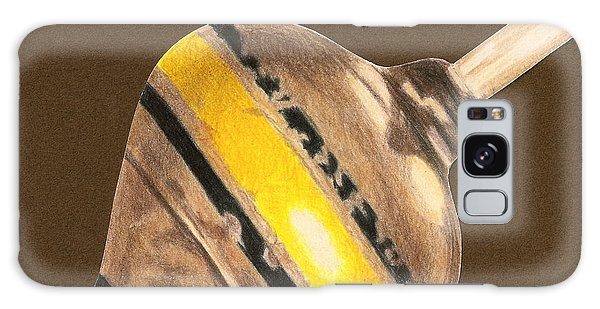 Yellow And Black Top Galaxy Case