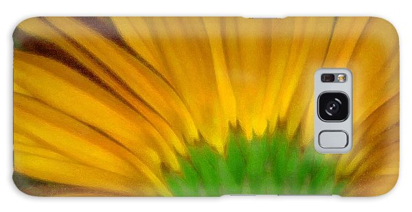 Yellow Galaxy Case