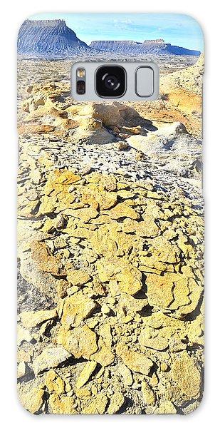 Yellow Brick Road Galaxy Case