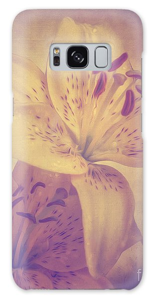 Yellow Daffodil Galaxy Case