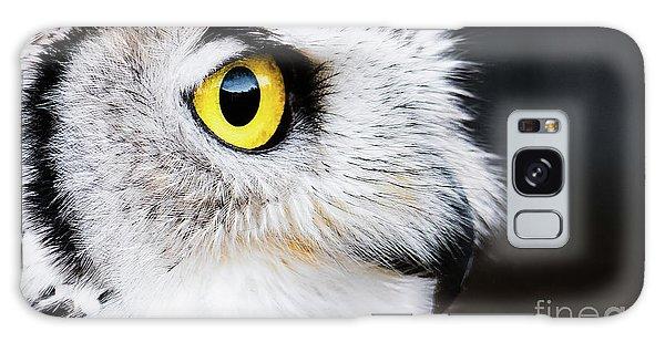 Yellow Eye Galaxy Case