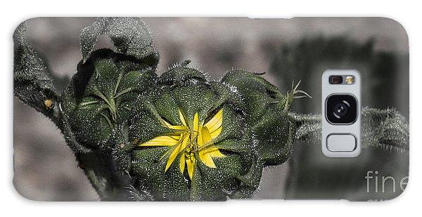 Yellow Flower 3 Galaxy Case