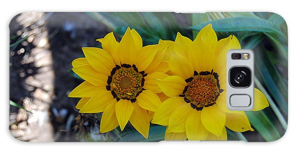 Gazania Rigens - Treasure Flower Galaxy Case