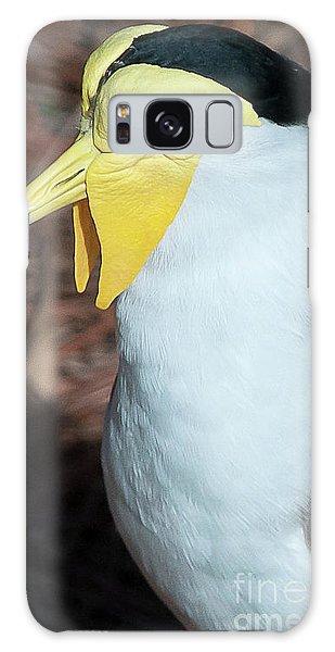 Yellow Headed Bird Galaxy Case