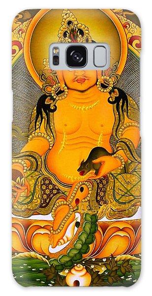 Yellow Jambhala 3 Galaxy Case