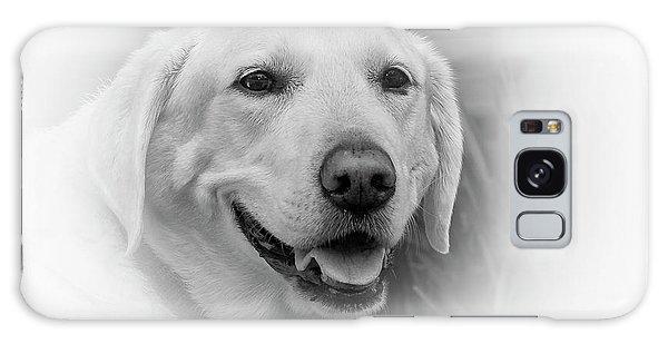 Yellow Labrador Galaxy Case