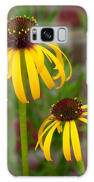 Yellow Pair Galaxy Case