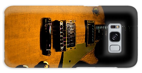 Yellow Relic Guitar Hover Series Galaxy Case