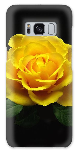Yellow Rose 6 Galaxy Case