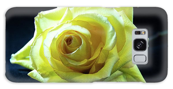 Yellow Rose-7 Galaxy Case