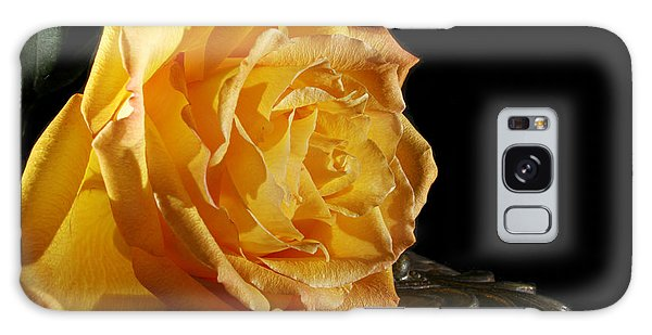 Yellow Rose Galaxy Case