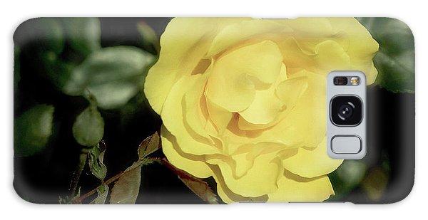 Yellow Rose Galaxy Case
