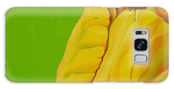 Yellow Somebuddy Galaxy Case
