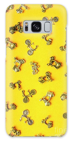 Automobile Galaxy Case - Yellow Summer Transport by Jorgo Photography - Wall Art Gallery