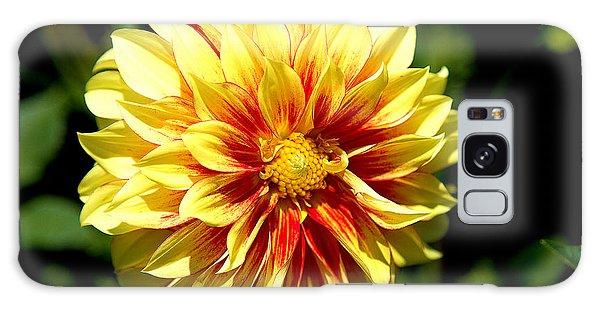 Yellow Sunshine Galaxy Case