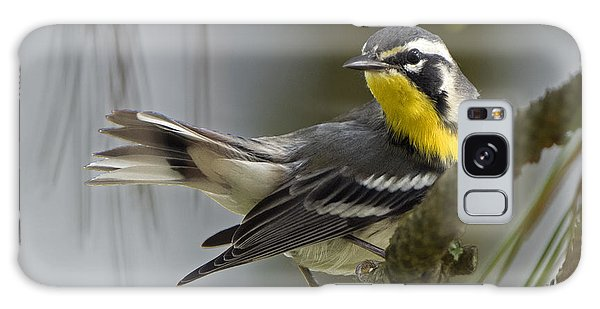 Yellow-throated Warbler Galaxy Case
