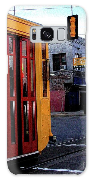 Yellow Trolley At Earnestine And Hazels Galaxy Case