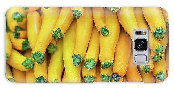 Yellow Zucchini Galaxy Case