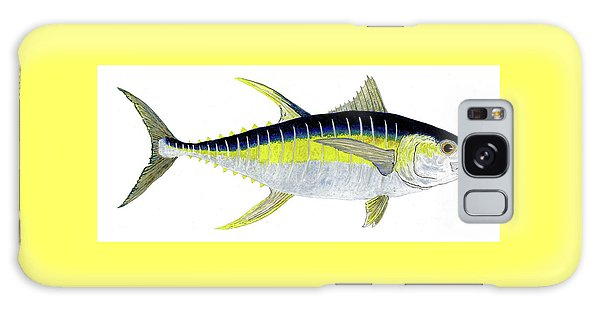 Yellowfin Tuna Galaxy Case