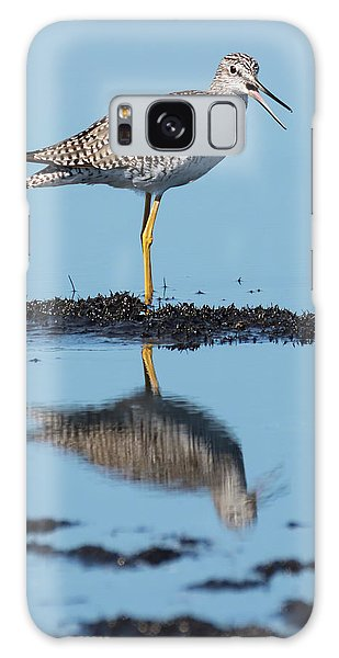 Yellowlegs Song Galaxy Case
