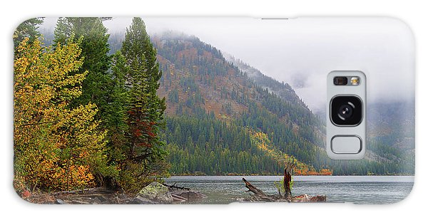Yellowstone Lake Fall Galaxy Case