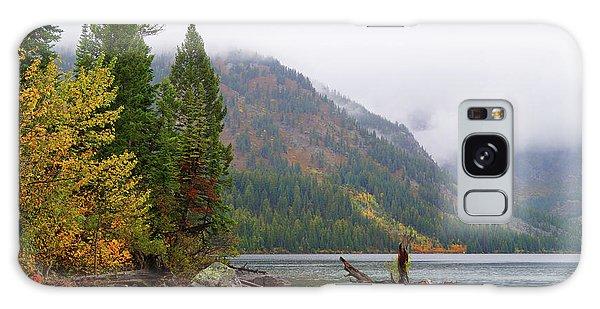 Yellowstone Lake Fall Galaxy Case