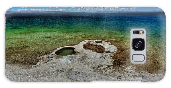 Yellowstone Lake Galaxy Case