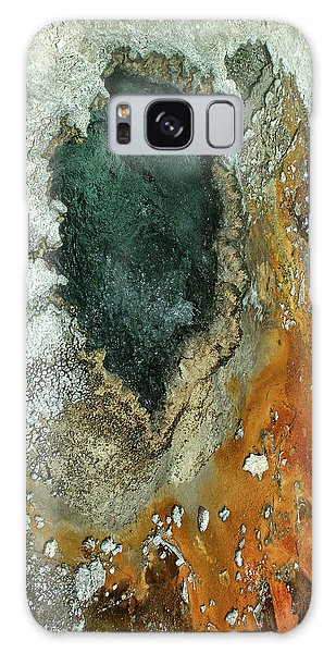 Yellowstone Landscape Galaxy Case