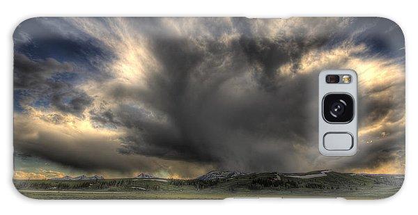Yellowstone Storm Galaxy Case