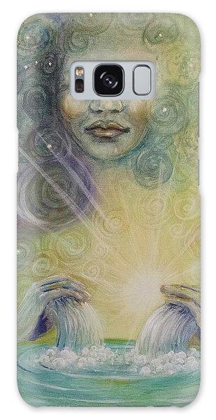 Yemaya - Water Goddess Galaxy Case
