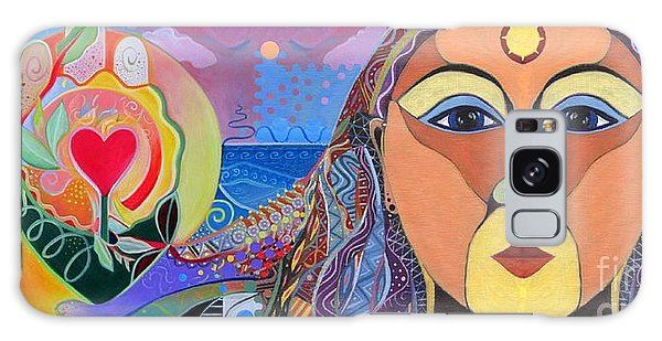 Yes We Can Galaxy Case by Helena Tiainen