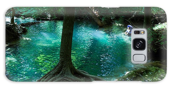 Fairy Pools Galaxy Case - Yesterday, When I Was Young by Karen Wiles