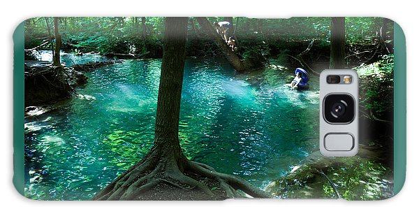 Fairy Pools Galaxy S8 Case - Yesterday, When I Was Young by Karen Wiles